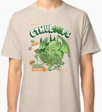 Cthuloops! All New Flavors! Classic T-Shirt