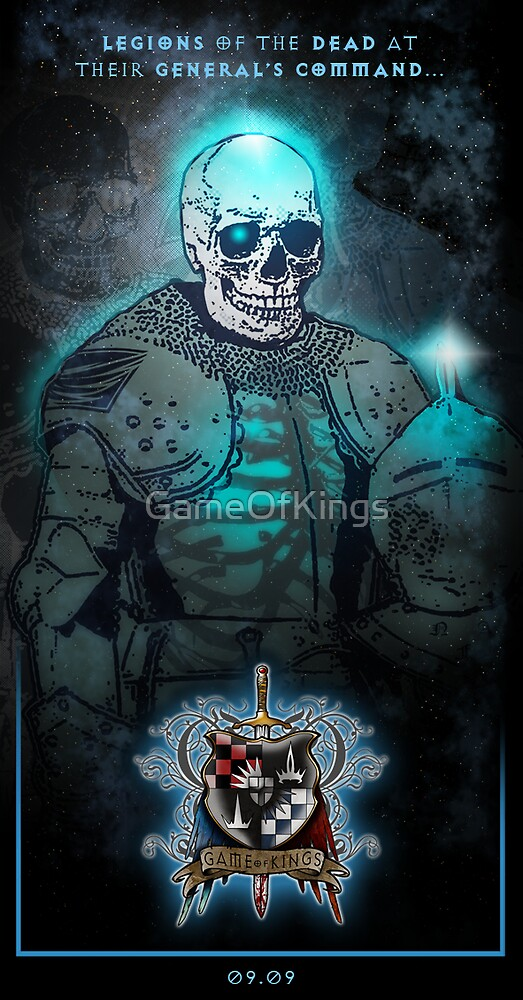 Game of Kings, Wave Seven Preview - the White King-Knight's Pawn by GameOfKings