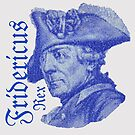 Fridericus Rex, Frederick the Great of Prussia by edsimoneit