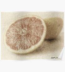 Grapefruit 1 Vintage Poster
