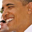 Obama by Nina Simone Bentley