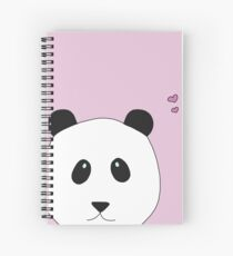 Panda love Spiralblock
