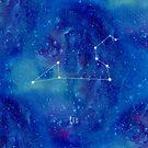 Constellation Leo by ShaMiLaB