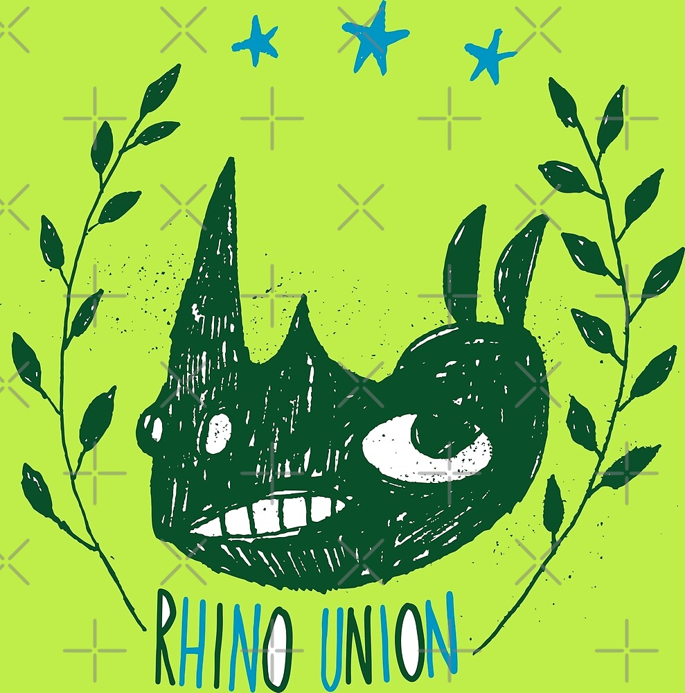 Rhino Union by duxpavlic
