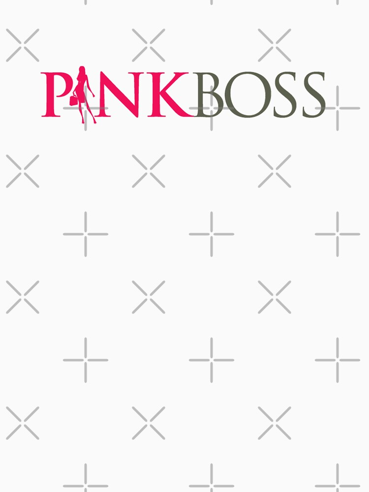 Camiseta Rosa Entrepreneur Mujeres Emprendedoras de ravishdesigns