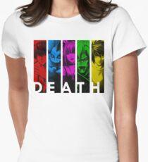 Death - Death Note Women's Fitted T-Shirt
