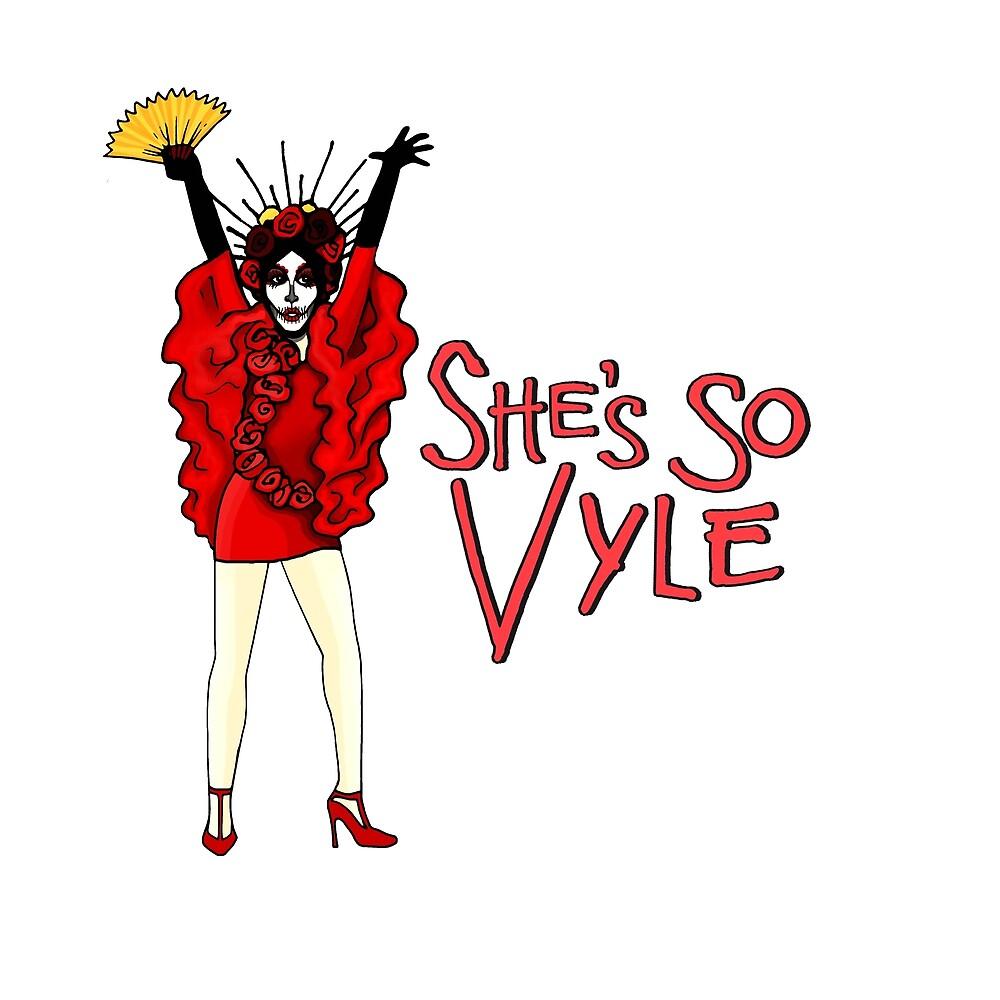 Showgirls Look by SelenaVyle