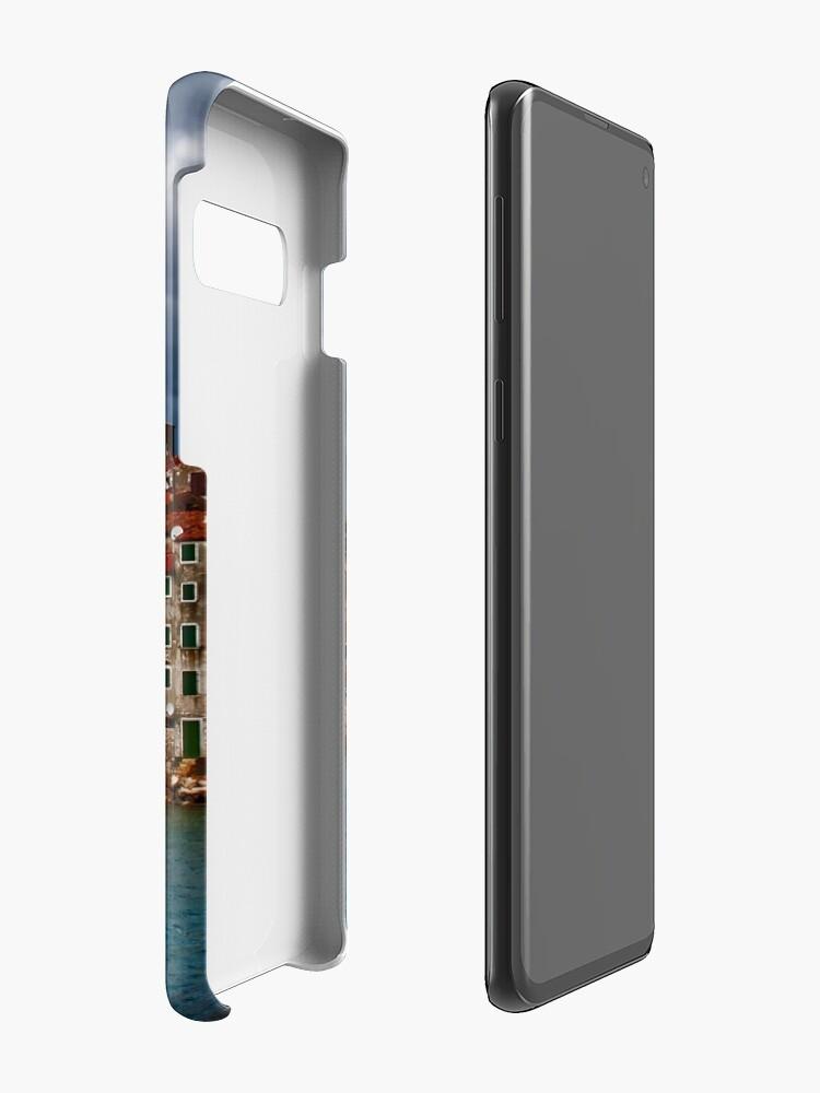 Alternative Ansicht von Rovinj. The Beautiful. Hülle & Klebefolie für Samsung Galaxy