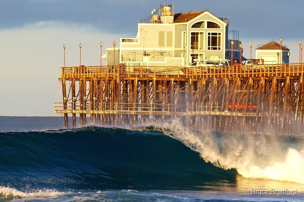 Pier-fection by Bryce Bradford