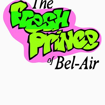 Fresh Prince logo by kelvygee
