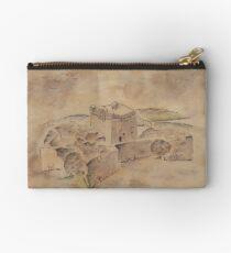 Puin fortress of Genoa Zipper Pouch