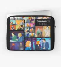 The X files season 11 all the episodes ( more 70 designs XFiles in my shop) Laptop Sleeve