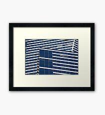 Eureka Building Melbourne Framed Print