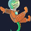 ASoS: Bubblegum - Space Alligators by AStateofSugar