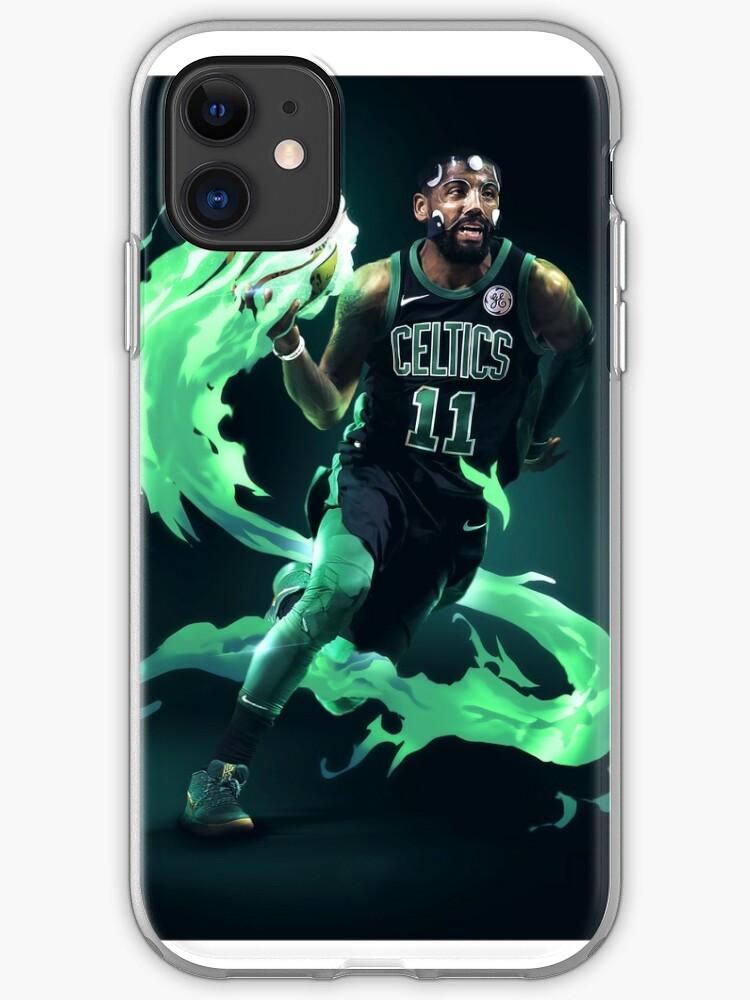 Boston Celtics 11 Kyrie Irving 4 iphone case