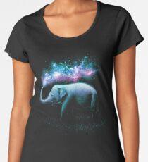 Elephant Splash Women's Premium T-Shirt