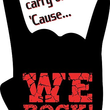 We Rock  by andreazanini71