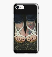Colorful Feet iPhone Case/Skin
