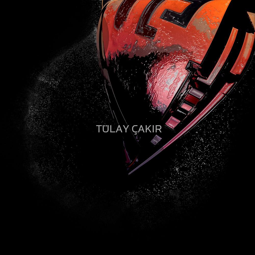 night rider by tulay cakir