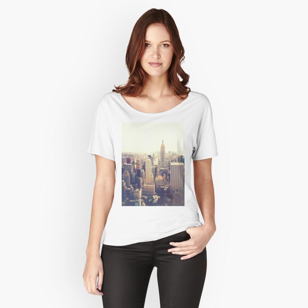 Nueva York Camiseta ancha