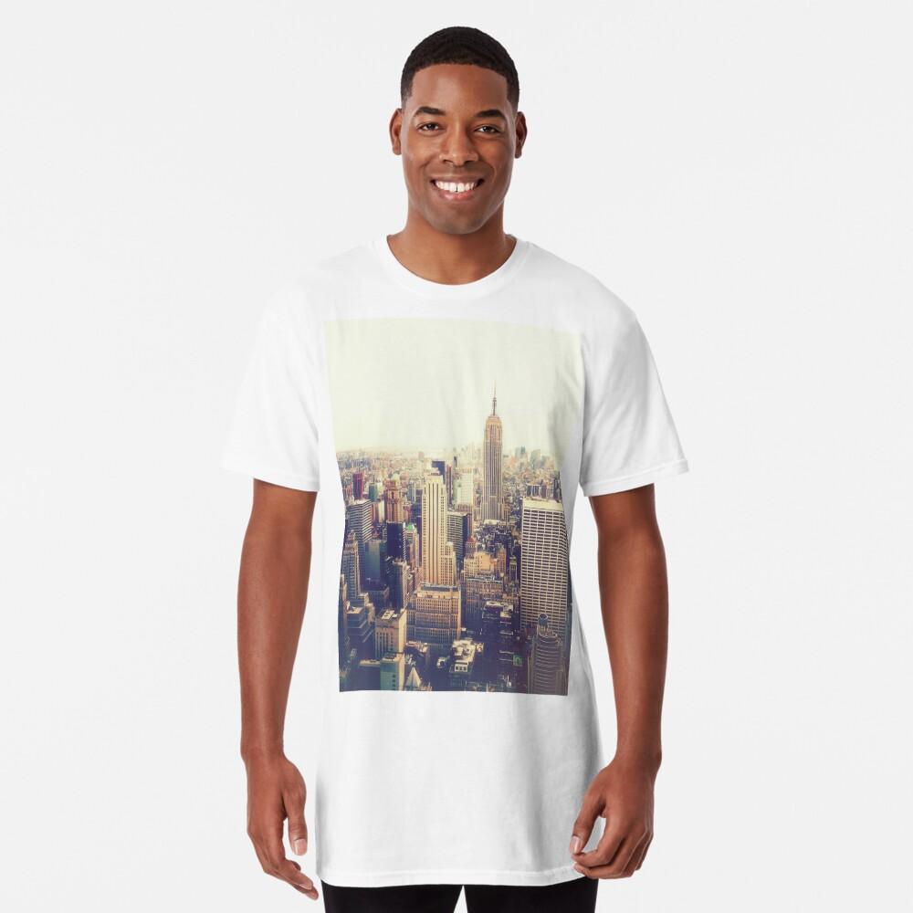 Nueva York Camiseta larga