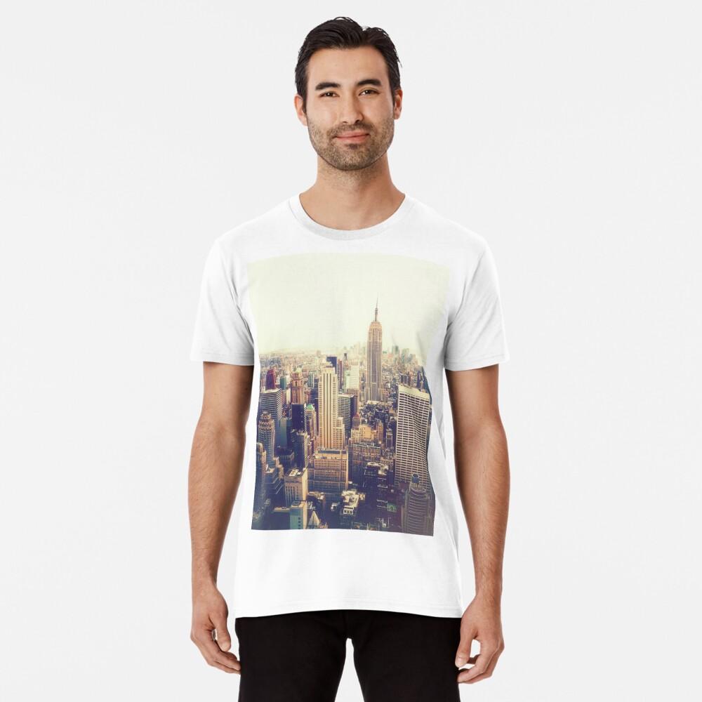 Nueva York Camiseta premium