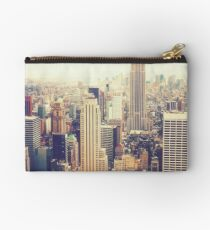 New York City Studio Pouch