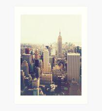 New York City Art Print