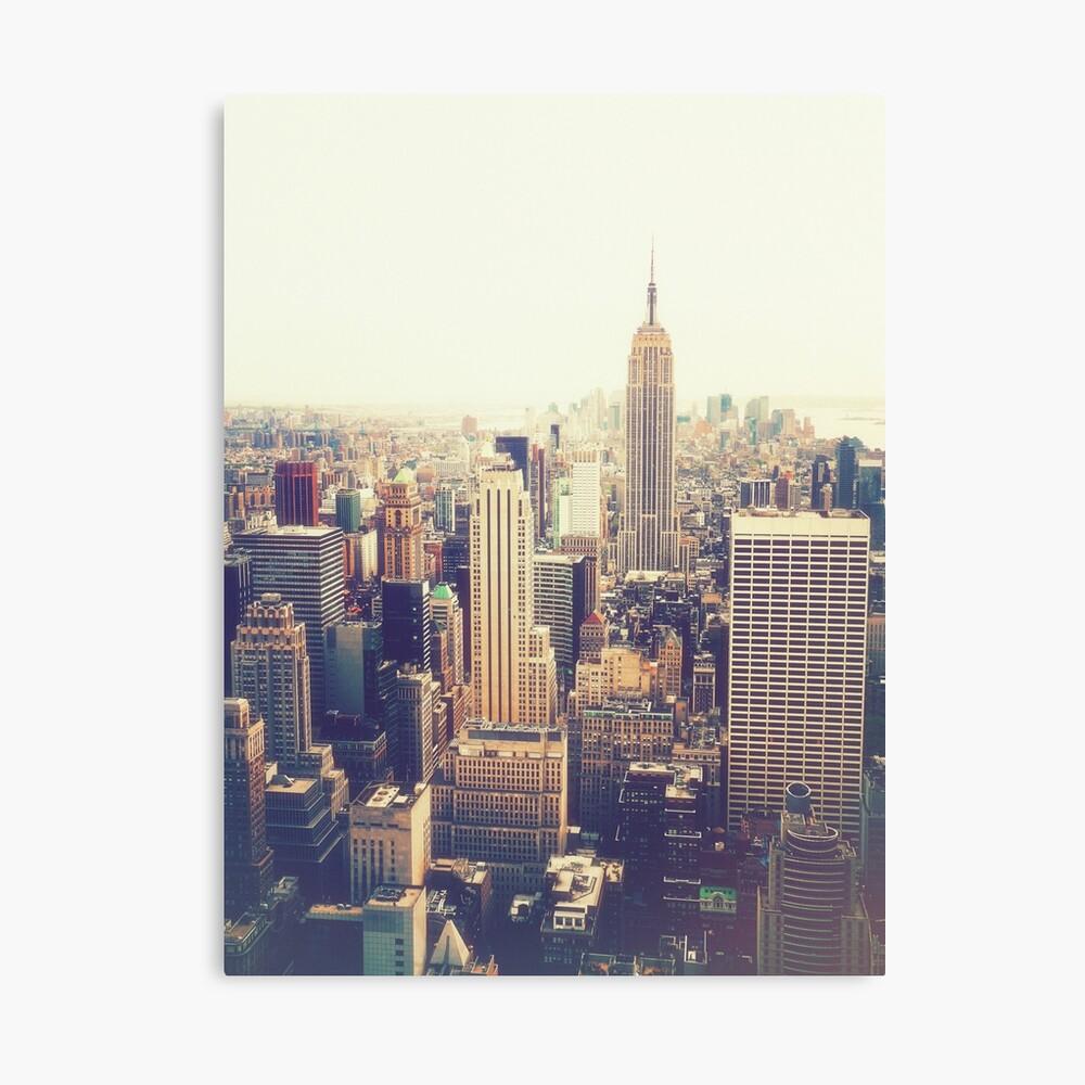 Nueva York Lienzo