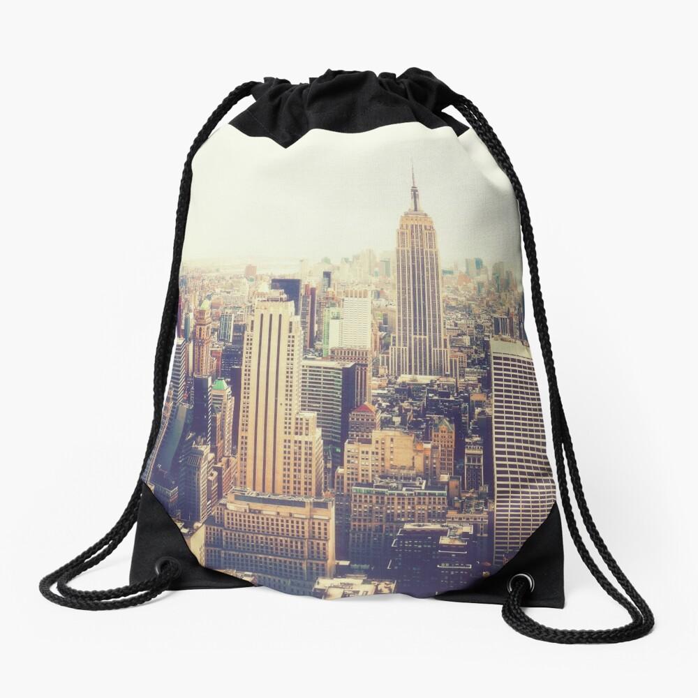 Nueva York Mochila de cuerdas