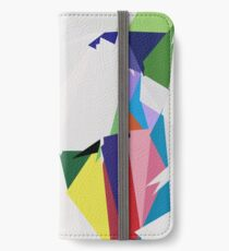 Geometrisch iPhone Wallet/Case/Skin