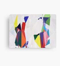 Geometrisch Metal Print