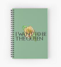 QUEEN Margaery Tyrell Spiral Notebook