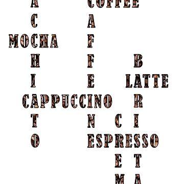 Coffee Crossword by rrh723
