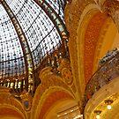 Galleries Layfette, Paris by kgardner7