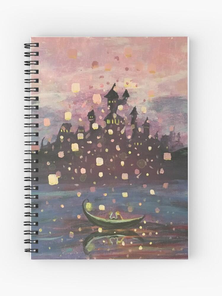 Disney tangled rapunzel lantern painting iphone case