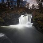 falls of falloch by codaimages