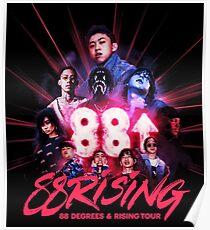 88rising UJANG & 88  Poster