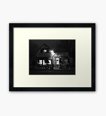 Roosevelt Market Framed Print
