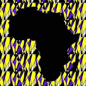 AFRICAN BEAUTY 2 by ImaniArtworks