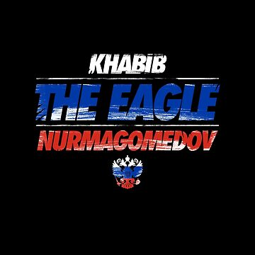 Khabib 'The Eagle' Nurmagomedov | Russia by OGedits
