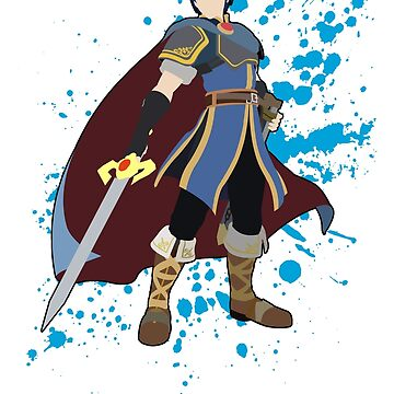 Marth - Super Smash Bros. for Wii U by PrincessCatanna