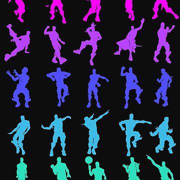 FORTNITE Dance Emotes  by M1ssBehave