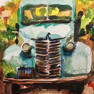 Old Truck by Susan1964