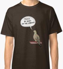 Hatoful Boyfriend - Please Be Quiet In The Library (Nageki) Classic T-Shirt