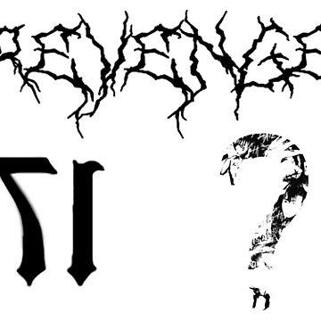 XXXTentacion Album 3 Sticker PACK. by aprilkristiine