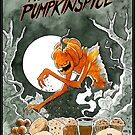 The Return of Pumpkinspice by mrkessell