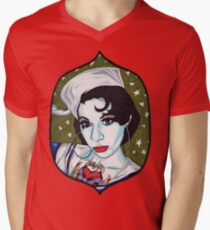 Miss Jennifer t-shirt Men's V-Neck T-Shirt