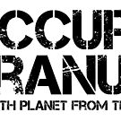 Occupy Uranus Seventh Planet From The Sun by scooterbaby