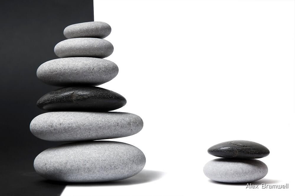 Pebble Zen by Alex  Bramwell